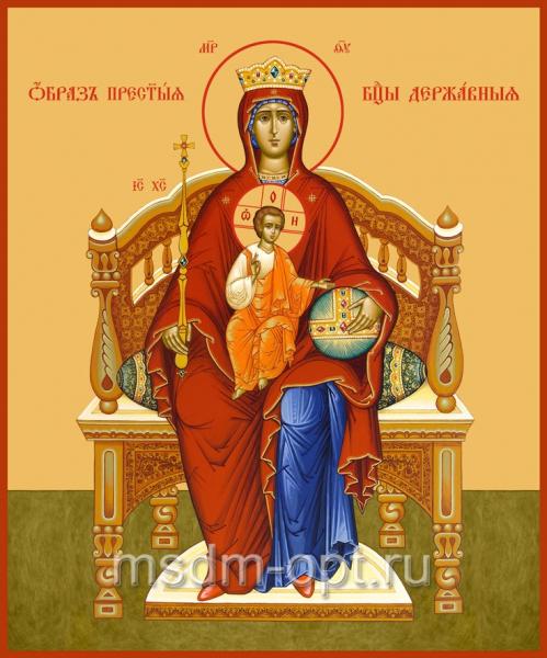 Державная икона Божией Матери (арт.360)