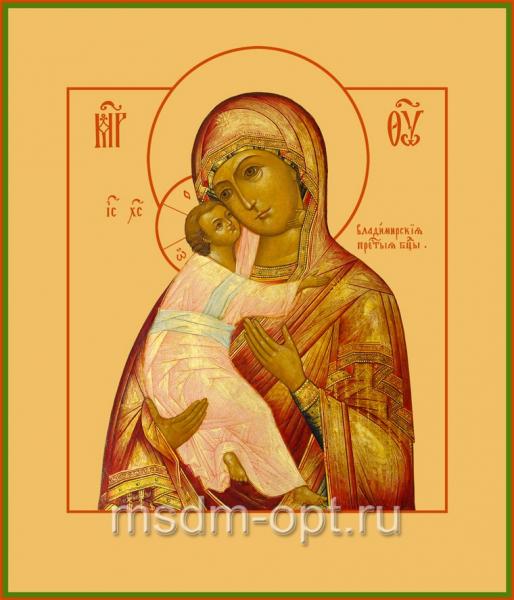 Владимирская икона Божией Матери (арт.364)