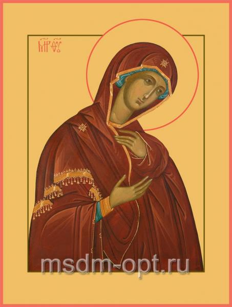 Деисусная икона Божией Матери (арт.368)