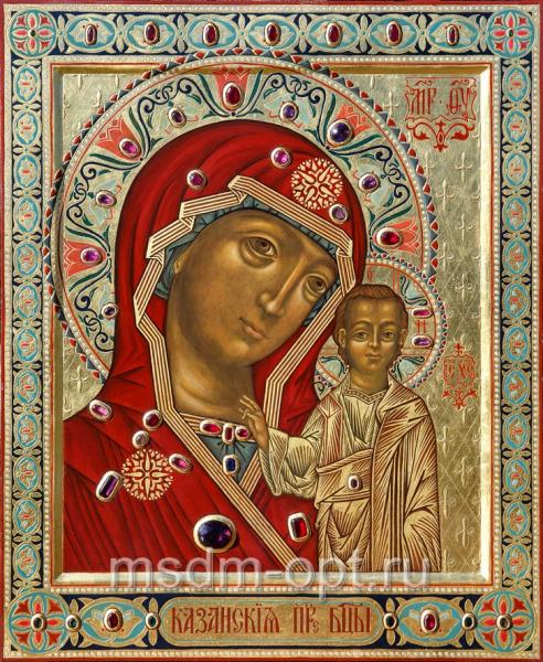 Казанская икона Божией Матери (арт.369)