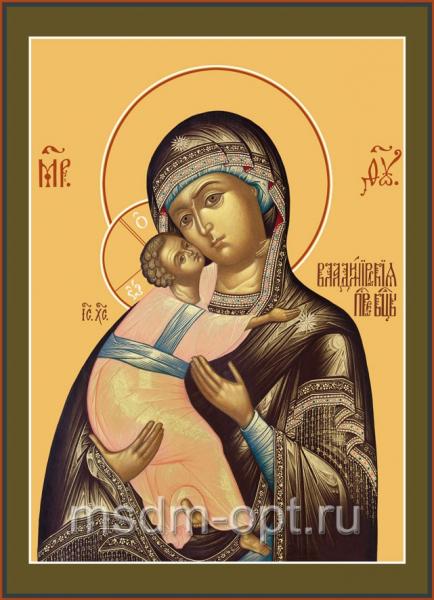 Владимирская икона Божией Матери (арт.371)