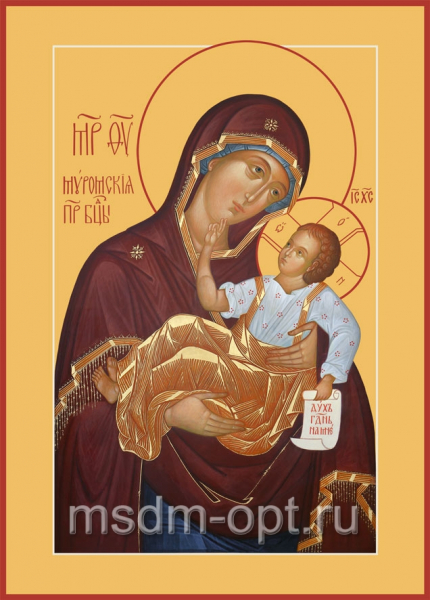 Муромская икона Божией Матери (арт.372)