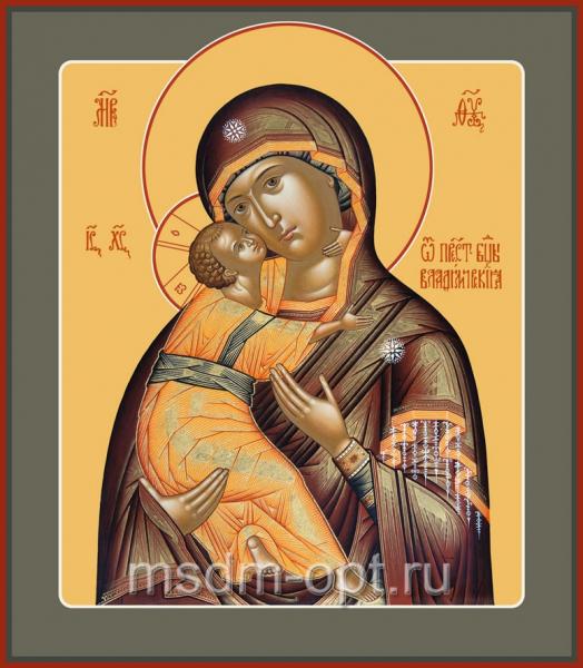 Владимирская икона Божией Матери (арт.378)