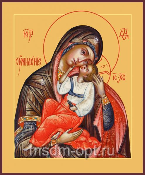 Умиление икона Божией Матери (арт.383)