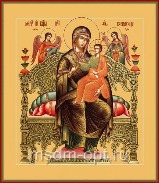 Всецарица икона Божией Матери (арт.385)