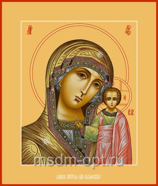 Казанская икона Божией Матери (арт.388)