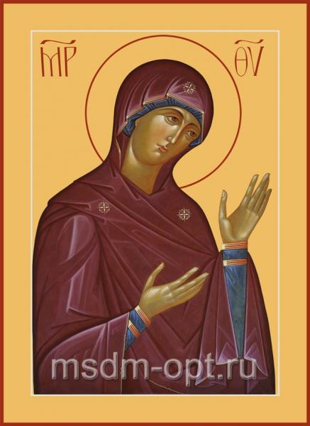 Деисусная икона Божией Матери (арт.391)