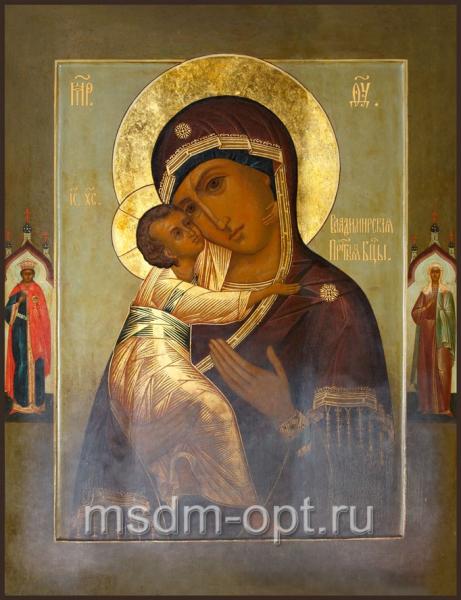 Владимирская икона Божией Матери (арт.396)