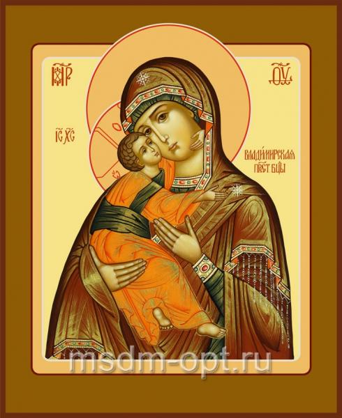 Владимирская икона Божией Матери (арт.397)