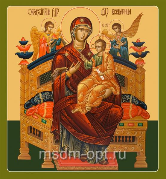 Всецарица икона Божией Матери (арт.398)