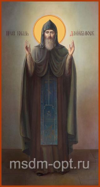 Даниил Московский благоверный князь (в схиме)
