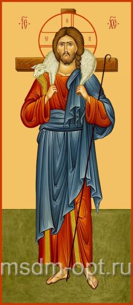 Господь Добрый Пастырь, икона