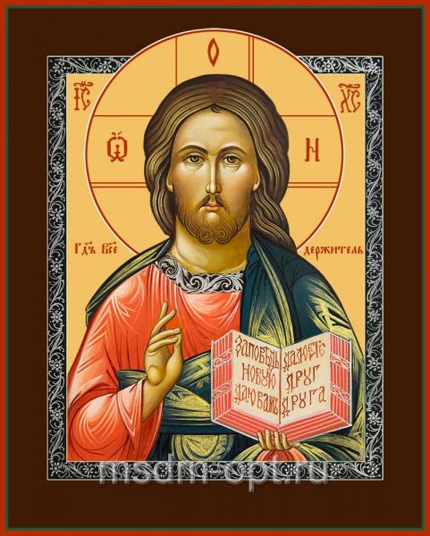 Господь Вседержитель икона (арт.04112)