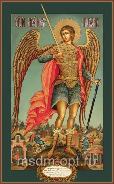 Архангел Михаил, икона (арт.04153)