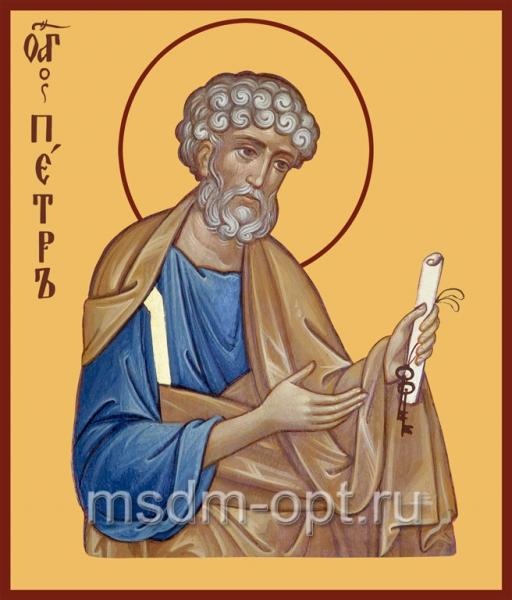 Петр апостол, икона (арт.417)