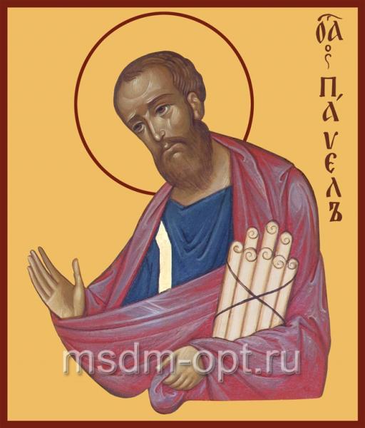 Павел апостол, икона (арт.418)