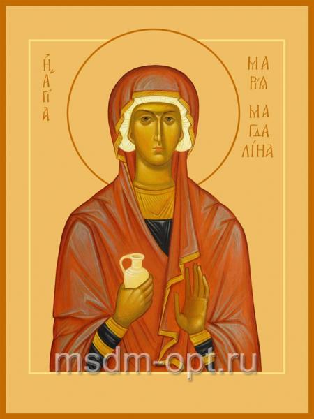 Мария Магдалина равноапостольная, мироносица, икона (арт.419)