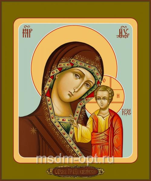 Казанская икона Божией Матери  (арт.04205 с-2)