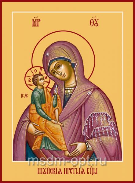 Купить Шуйская икона Божией Матери