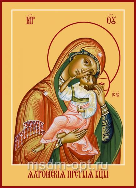 Купить Яхромская икона Божией Матери