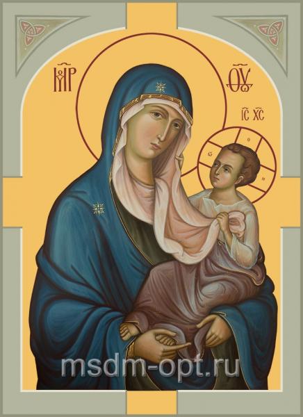Божия Матерь, икона (арт.04232)