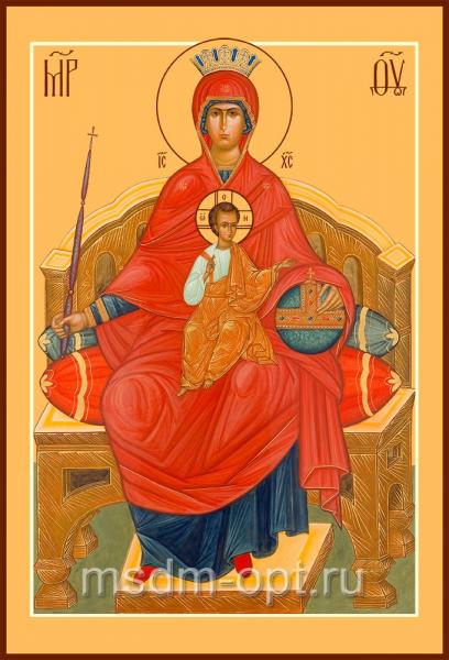 Державная икона Божией Матери (арт.04250)