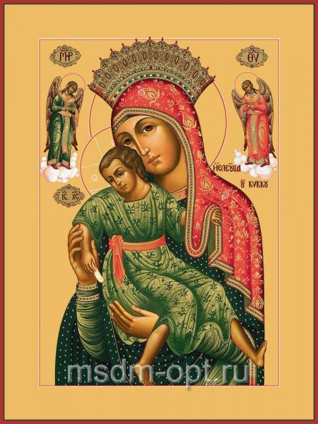 Киккская икона Божией Матери (Елеуса Киккская, Милостивая)(арт.04252)