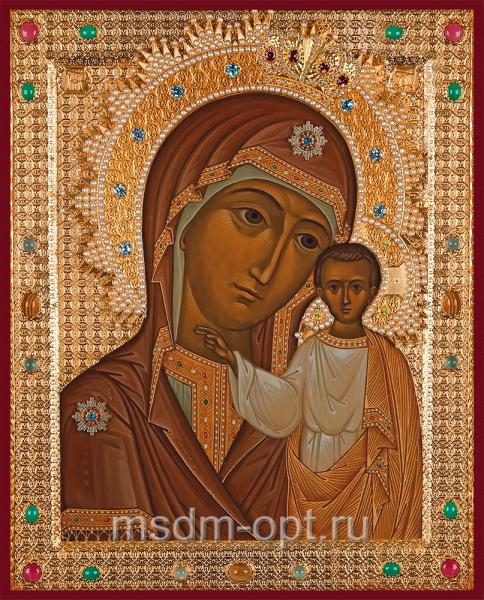 Казанская Табынская икона Божией Матери (арт.04260)