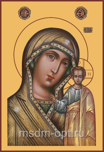 Казанская икона Божией Матери (арт.04273)