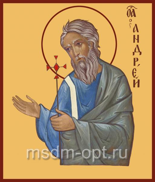 Андрей апостол, икона (арт.435)