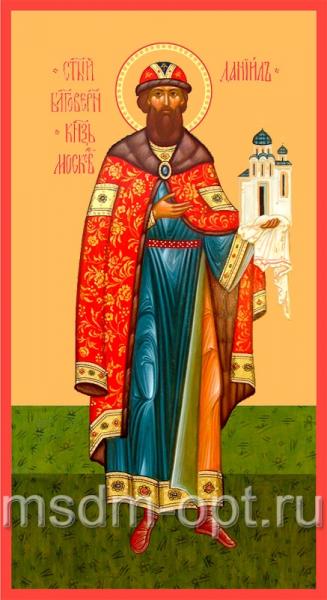 Даниил Московский благоверный князь