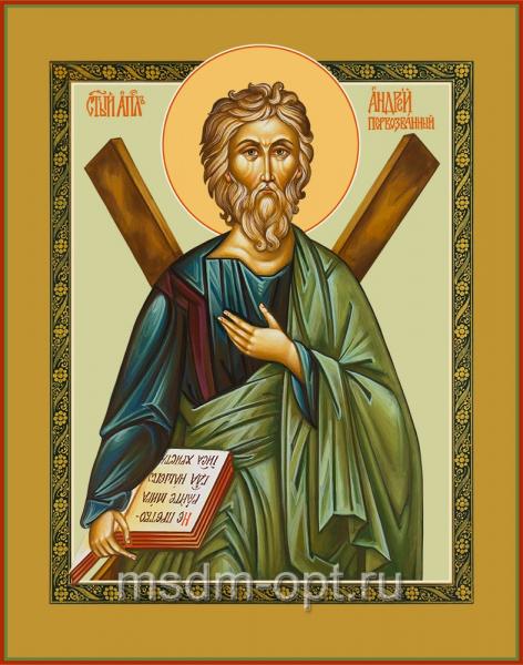 Андрей апостол, икона