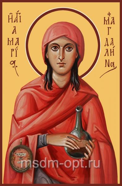 Мария Магдалина равноапостольная, мироносица, икона