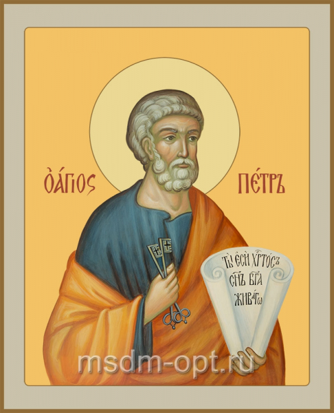 Петр апостол, икона (арт.04422)
