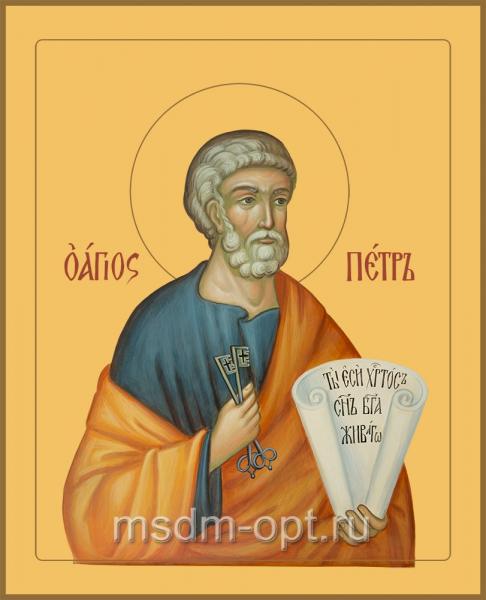 Петр апостол, икона