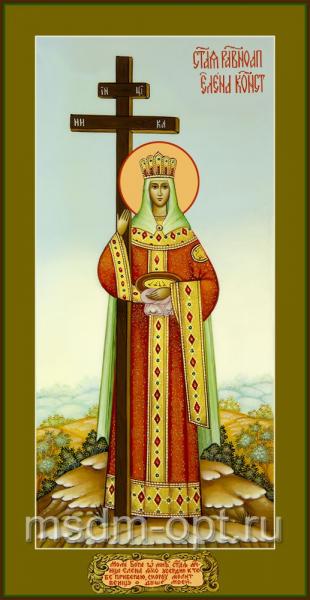 Елена равноапостольная царица, икона (арт.04439 с-2)