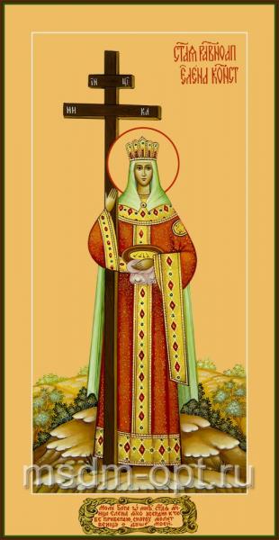 Елена равноапостольная царица, икона (арт.04439)