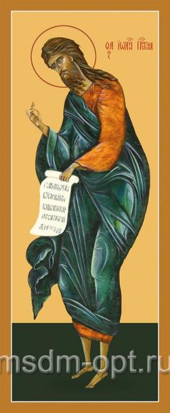Иоанн Предтеча Креститель Господень, икона (арт.450)
