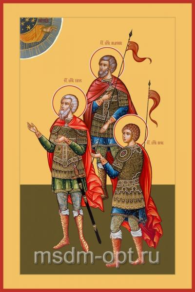 Тарах, Пров и Андроник мученики