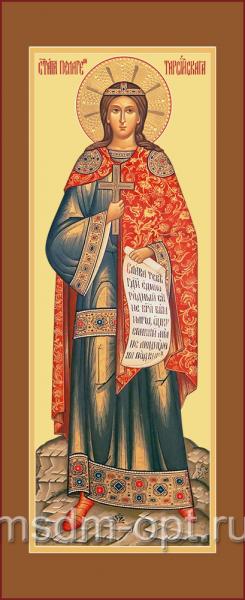 Пелагея Тарсийская, мученица, икона (арт.04522)