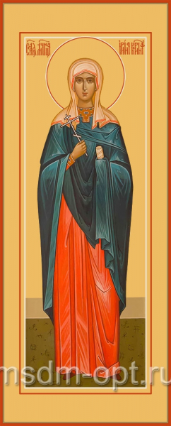Ирина Коринфская мученица, икона (арт.04529)