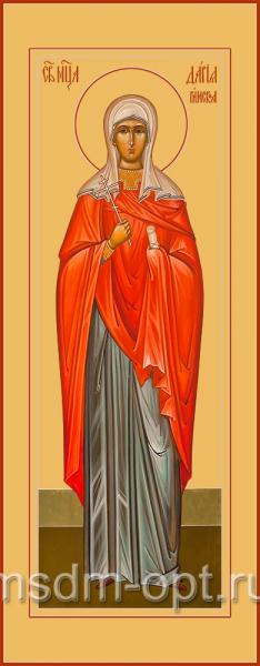 Дария Римская мученица, икона (арт.04530)