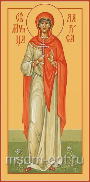 Лариса Готфская мученица, икона (арт.04541)