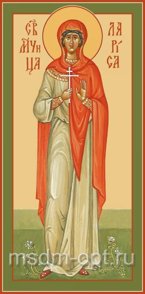 Лариса Готфская мученица, икона (арт.04541 с-2)