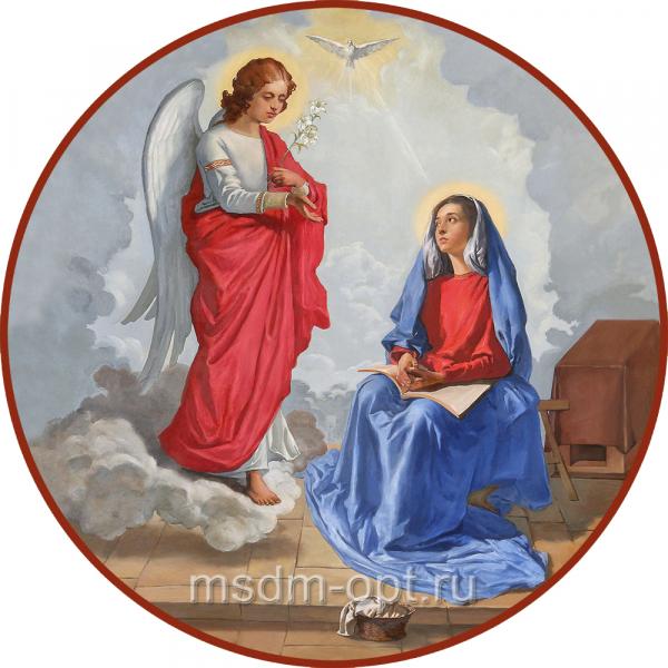 Благовещение Пресвятой Богородицы, икона (арт.04687)
