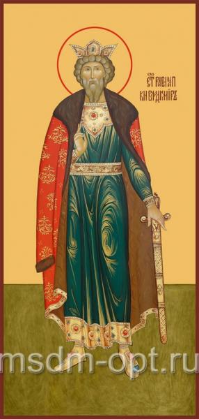 Владимир равноапостольный великий князь, икона (арт.479)