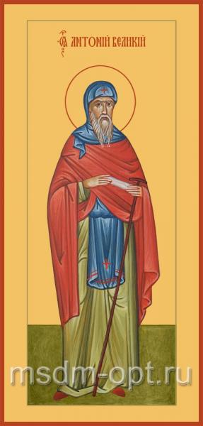 Антоний Великий преподобный, икона