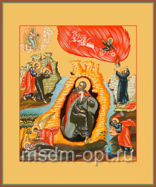 Илия пророк, икона (арт.481)