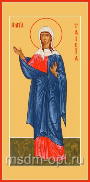 Таисия Египетская преподобная, икона