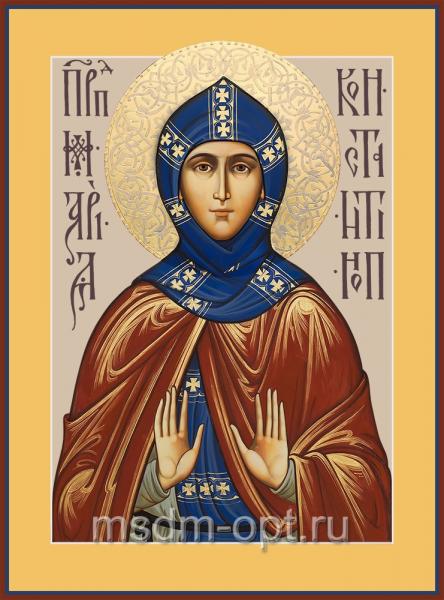 Мария Константинопольская преподобная икона (арт.04817)